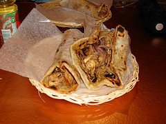 Kati Roll - Photographed by Midtownlunch.com